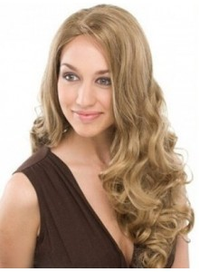 Extensii Clip-On PREMIUM Blond Natural #12